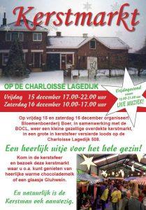 Kerstmarkt Charloisse Lagedijk